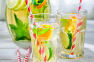 Alkoholfrie drinker (Mocktails) fra Eurest Konferanse & Selskaps menyer